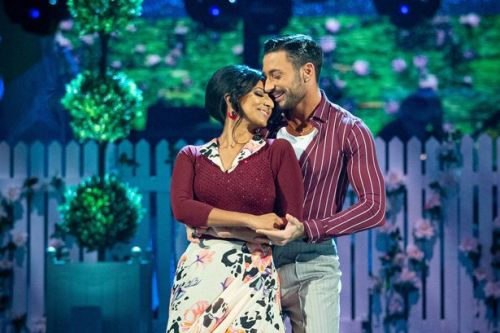 Strictly's Giovanni Pernice overheard calling Ranvir Singh 'baby girl'