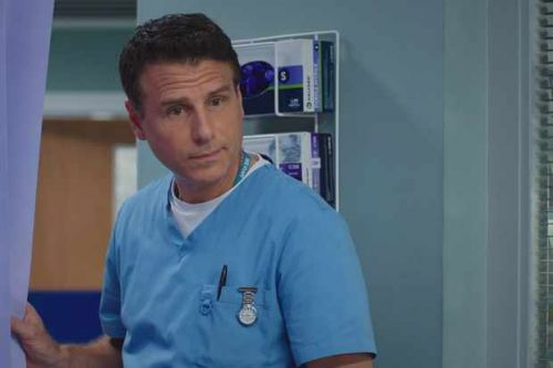 Casualty to revisit David's bipolar condition as Rosa returns