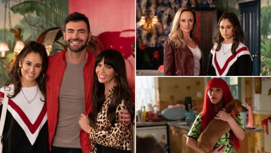 Hollyoaks spoilers: 8 new images reveal Sylver's dilemma, Cher's mum and more McQueen drama