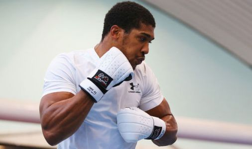 Joshua vs Povetkin: Anthony Joshua reveals his plan to KO Alexander Povetkin