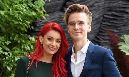 Dianne Buswell reveals Joe Sugg will watch her Strictly performances EVERY week