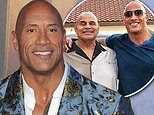 Dwayne Johnson is a contender in NBC sitcom 'Young Rock'