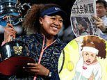Naomi Osaka is Japan's Olympic poster girl and face of a changing nation ahead of the Tokyo Games