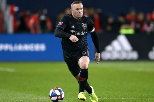 Wayne Rooney ends MLS career as DC United suffer playoff defeat to Toronto FC