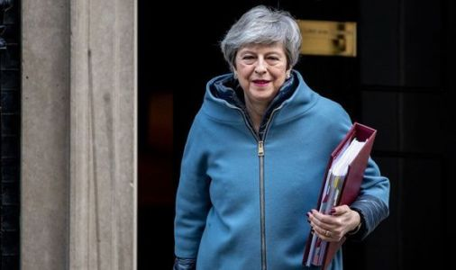 TORY CRISIS: May vows to root out 'purple Momentum' Tories to stem Brexit resignations