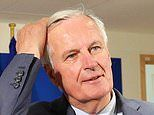 Britain 'will have to face the consequences' if it leaves EU without a deal says Barnier
