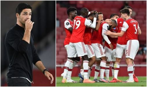 Mikel Arteta admits 'big' transfer concern in message to Arsenal board after Liverpool win