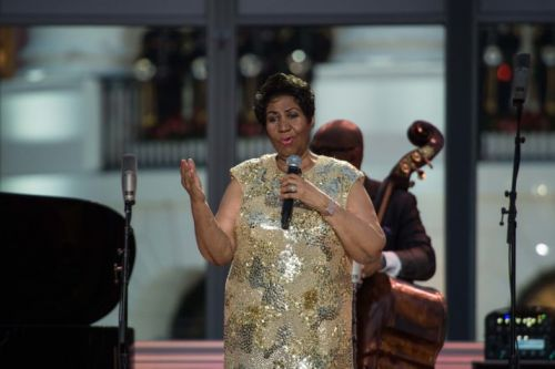 When Aretha Franklin rocked the national anthem
