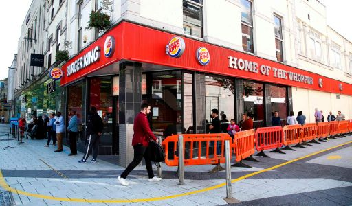 Burger King may be forced to permanently close restaurants