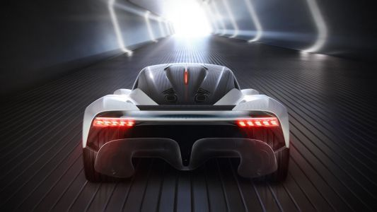Aston Martin Valhalla: what we know about the 'baby' Valkyrie