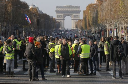 France Fuel Protests: One Dead, 47 Injured Amid Fierce Backlash Against Tax Rise