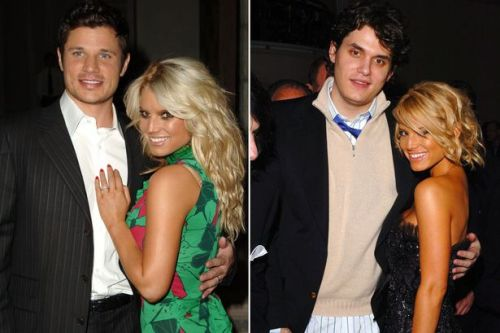 Jessica Simpson tells all about Nick Lachey divorce and John Mayer heartache