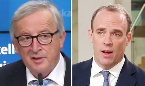 'EU will put hands up', Raab says Brexit deal on the way as he slams extension claims