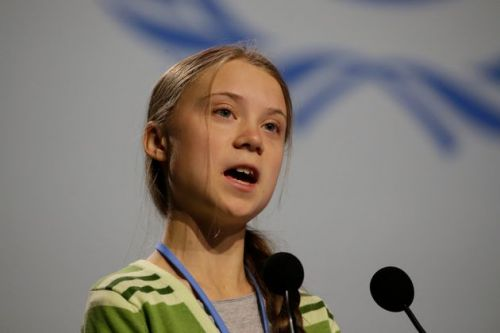 Greta Thunberg Voted Time Magazine's Person Of The Year 2019