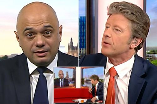Chancellor skewered on TV over Boris Johnson's wrong claim he'll give workers £500