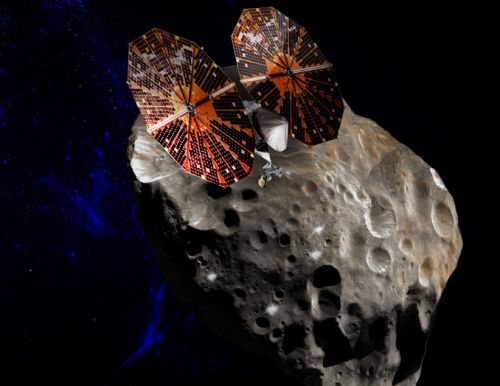 Lucy mission gets another asteroid target - a tiny moon