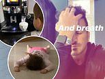 Peter Andre left at his wits' end as daughter Amelia listens to 'inappropriate' song during lockdown