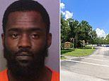 Florida man, 30, 'bites, beats and squeezes two-year-old boy to death for urinating on the couch'