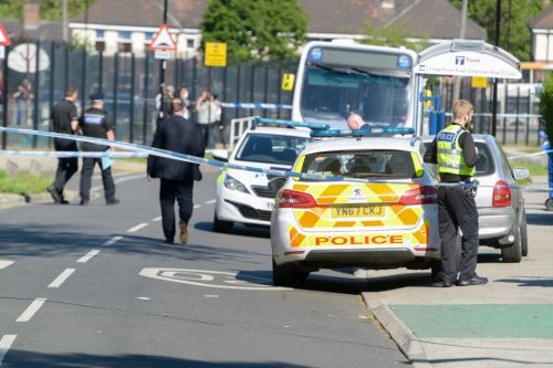 Six children rushed to hospital after 'serious incident' near Sheffield primary school as two arrested