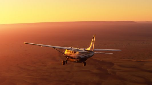 You can now sign up for the Microsoft Flight Simulator alpha