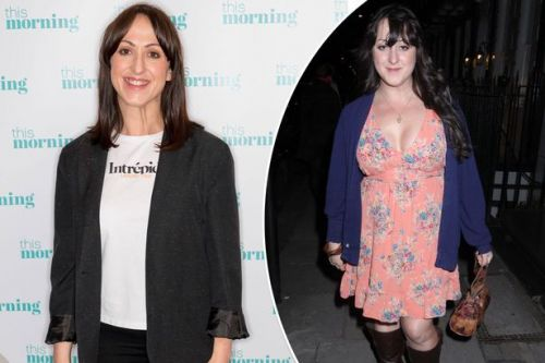 Natalie Cassidy FINALLY comfortable in her own skin after three stone weight loss