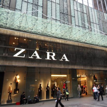 Zara clothing to be made using 100 per cent sustainable fabrics by 2025