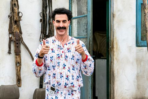 Borat is finally punching up - and his controversial comedy is never more welcome