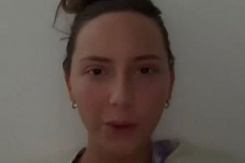 Eminem fans think his daughter Hailie is his double in makeup free TikTok video