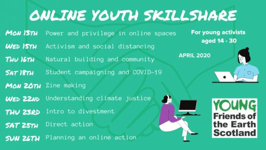 Young FoES Online Skillshare