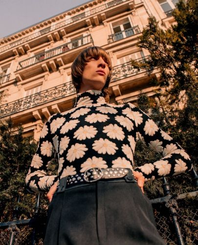 Paco Rabanne Has Launched Its First Men's Line