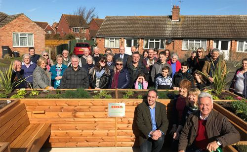 The Friendly Bench could be coming to a town near you