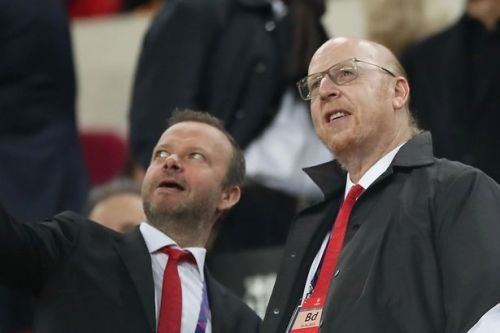 Glazer's desperate plea to Woodward after 'biggest mistake of his career'