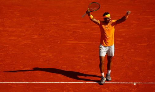Rafael Nadal makes huge admission about tennis future after Monte Carlo Masters success