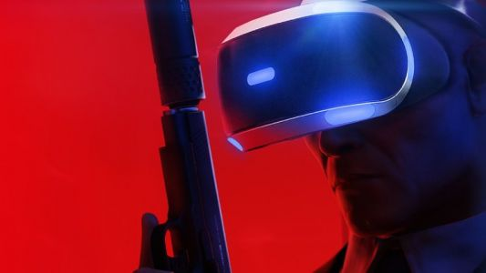 Hitman 3 is going to have VR support but only on PSVR?