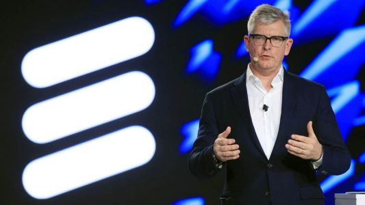 Ericsson 'well placed' to capture 5G momentum as sales rise again