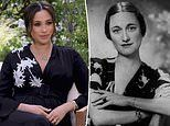Did Meghan Markle take style inspiration from Wallis Simpson for her Oprah interview?