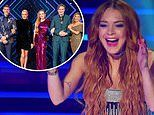 Lindsay Lohan won't return to judge The Masked Singer Australia amid COVID-19 travel restrictions