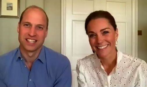Prince William reveals he has been a helpline counsellor for people in crisis