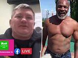Ricky Hatton pleads with boxing authorities to 'save Mike Tyson from himself'