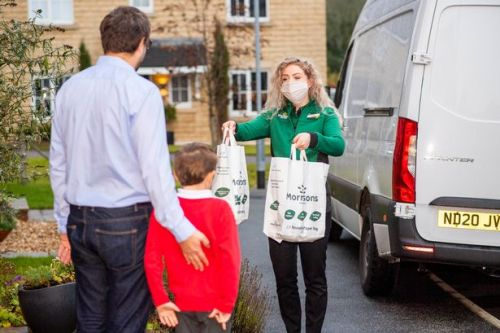 Exactly what's inside the Morrisons £15 free school meal food boxes