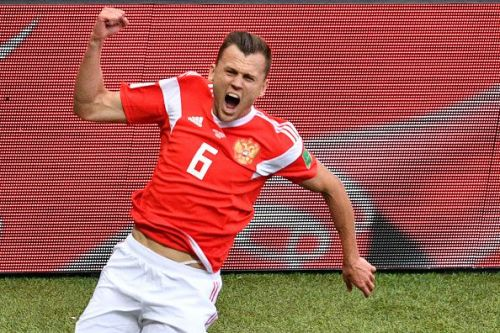 Russia kick-off World Cup with stunning 5-0 win against Saudi Arabia