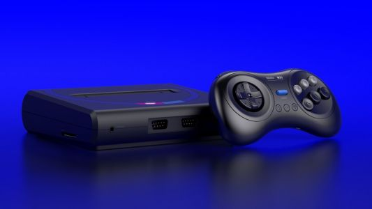 Sega Genesis in 1080p? Analogue Mega Sg does just that