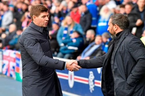 Derek McInnes raves about Alfredo Morelos and his game changing Rangers ability