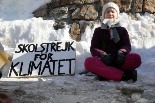 Greta Thunberg: 5 Key Moments From Climate Activist's Davos Appearance