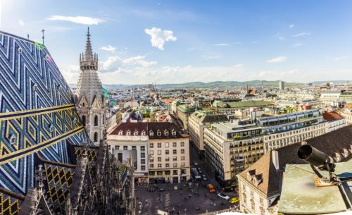 Vienna - there's heritage and so much more to discover in the Austrian capital