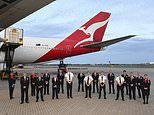 Four Qantas flight attendants exempt from 14-day hotel quarantine test positive for coronavirus