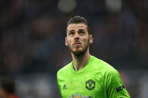 Man Utd goalkeeper David de Gea still hopes to play against Liverpool