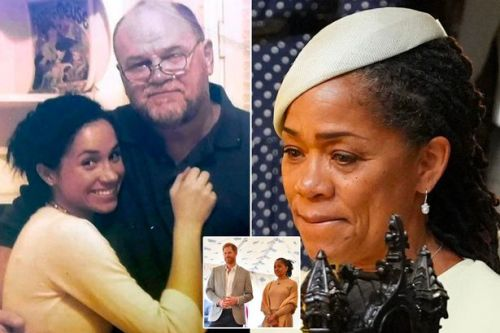 Thomas Markle accuses Royal Family of 'not knowing where to put' Meghan's mum Doria