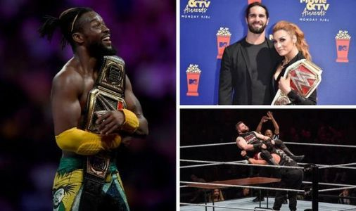 WWE and BT Sport announce huge TV deal: RAW and SmackDown leaving Sky Sports