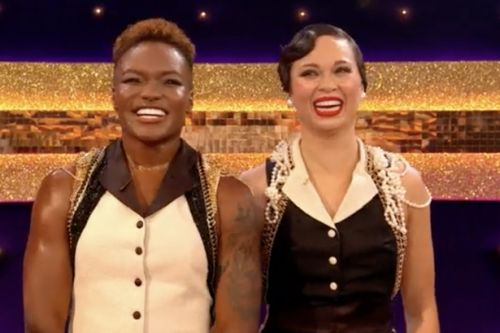Natalie Lowe says Katya Jones will make Nicola Adams 'work hard'